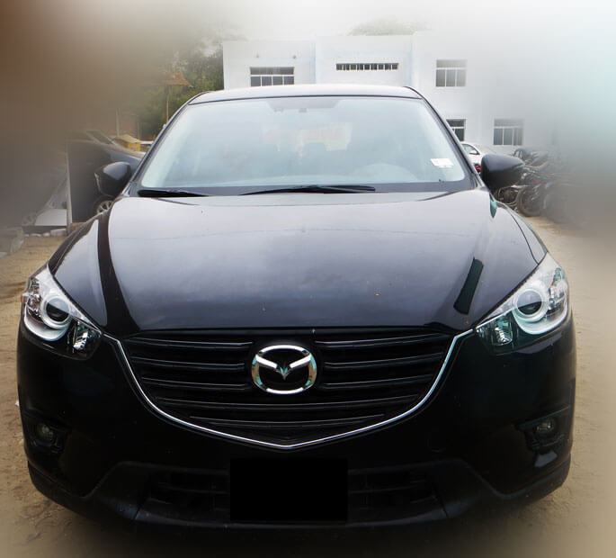 CX5 2016 frontal