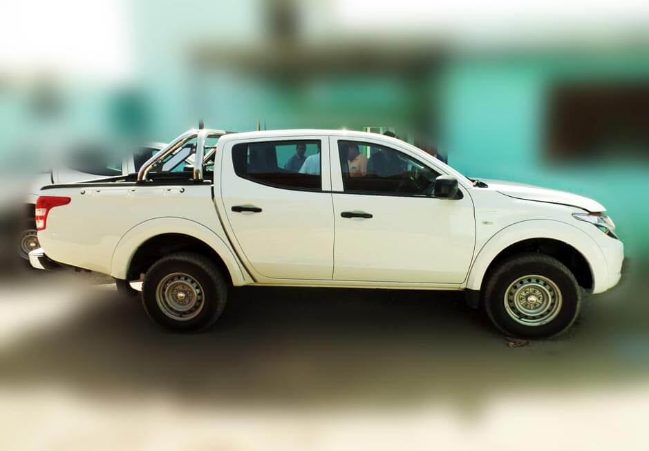L200 2017 lateral